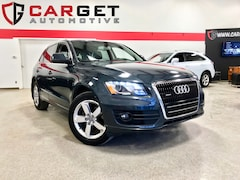 2009 Audi Q5 3.2 Premium - Pano Roof| Leather| AWD| B/T SUV