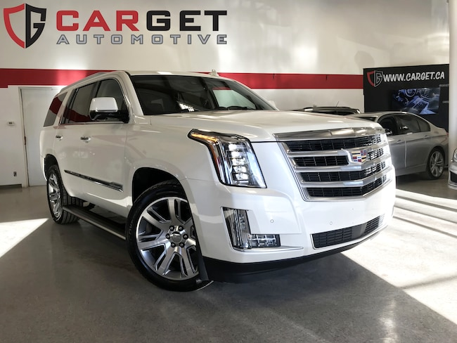 2015 CADILLAC ESCALADE Premium - Loaded| Kona Leather| 7 Passenger| SUV