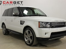 2012 Land Rover Range Rover Sport Supercharged - Nav| Leather| Sunroof| Backup cam SUV