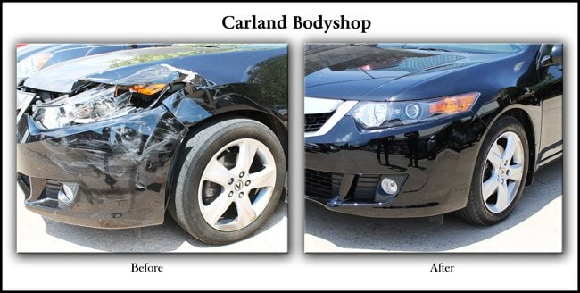 Benefits Of Using Classic Collision At Carland: