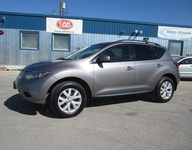 2012 Nissan Murano SV-POWER SUNROOF SUV