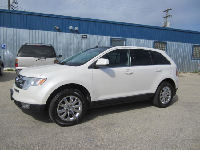 2010 Ford Edge Limited-POWER SUNRROF LEATHER INTERIOR SUV