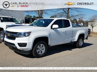 New 2018 Chevrolet Colorado WT Truck Extended Cab For Sale in Kennesaw, GA