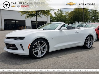 New 2018 Chevrolet Camaro 2LT Convertible For Sale in Kennesaw, GA