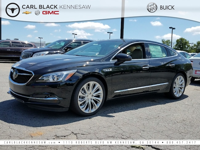 New 2017 Buick LaCrosse Premium Sedan in Kennesaw