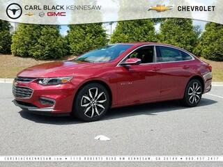 New 2017 Chevrolet Malibu LT w/1LT Sedan For Sale in Kennesaw, GA