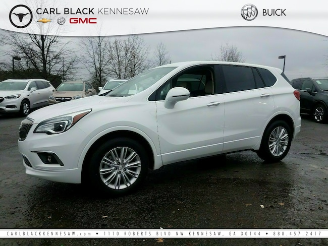 New 2017 Buick Envision Preferred SUV in Kennesaw