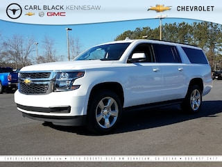 New 2018 Chevrolet Suburban LT SUV For Sale in Kennesaw, GA