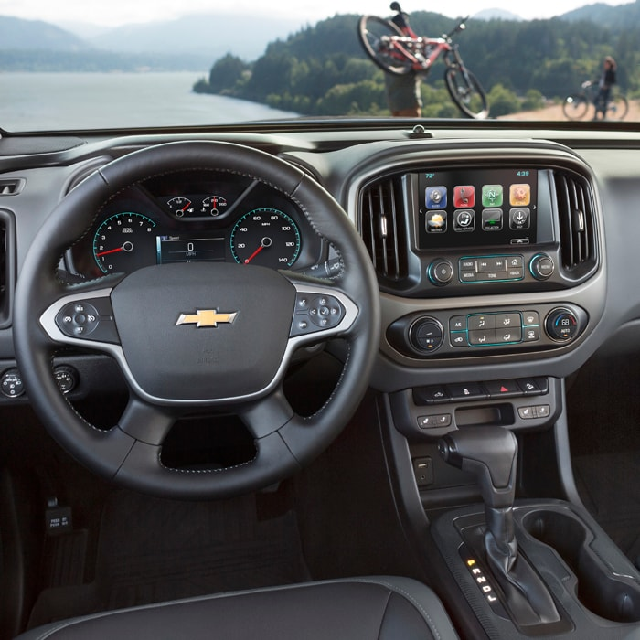 New Chevrolet Colorado in Orlando, Sanford, Altamonte Springs, Winter Park, Tampa and Cocoa Beach, FL