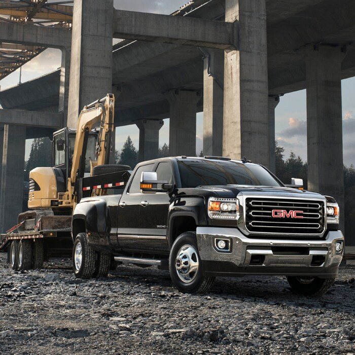 New GMC Sierra 2500HD & 3500HD in Roswell, Sandy Springs, Marietta, Johns Creek and Alpharetta, GA