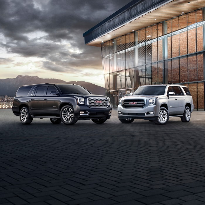 New GMC Yukon and Yukon XL in Roswell, Sandy Springs, Marietta, Johns Creek and Alpharetta, GA