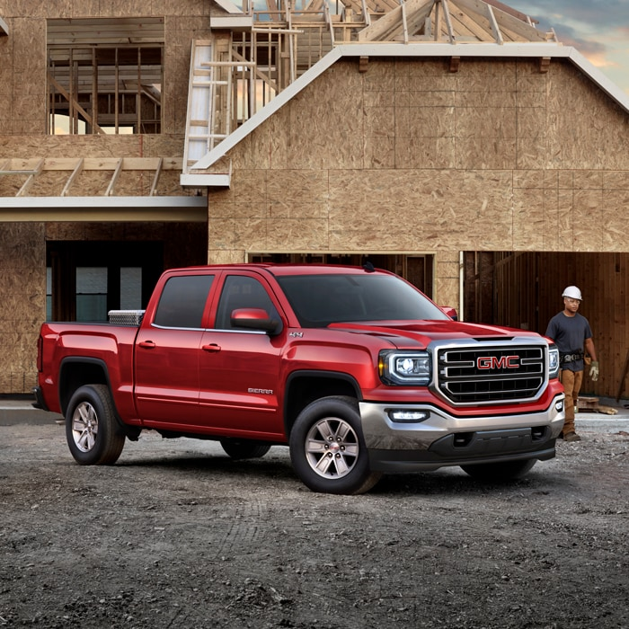 New GMC Sierra 1500 in Roswell, Sandy Springs, Marietta, Johns Creek and Alpharetta, GA