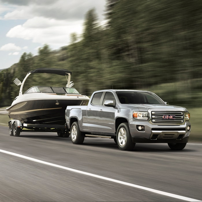 New GMC Canyon in Roswell, Sandy Springs, Marietta, Johns Creek and Alpharetta, GA