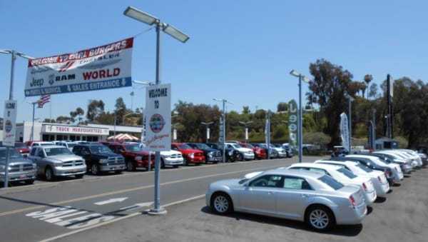 Carl Burger Dodge Used Cars >> Jeep Wrangler At Carl Burger Dodge Chrysler Jeep Ram World ...