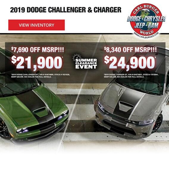 San Diego Dodge Chrysler Jeep Ram Dealer | Carl Burger DCJR
