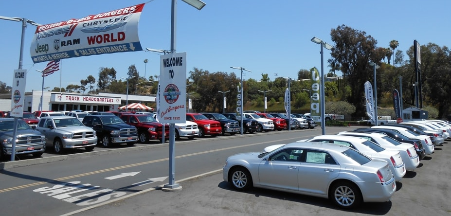 Imperial Valley Dodge Chrysler Jeep Ram Used Car Sales Carl Burger