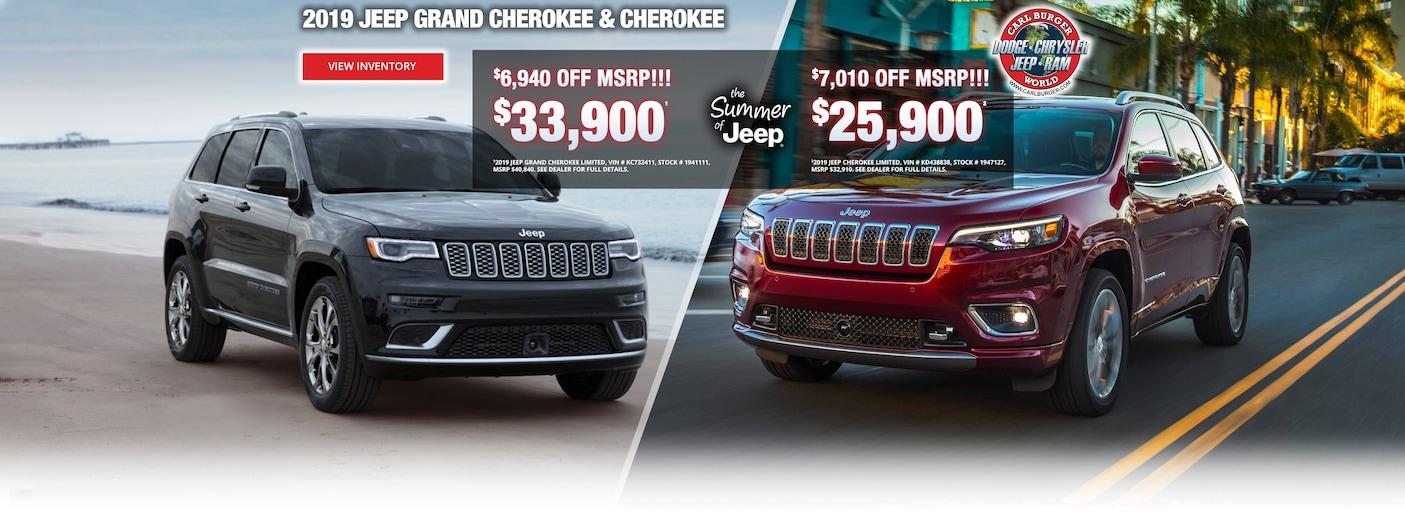 Jeep Dealership San Diego >> San Diego Dodge Chrysler Jeep Ram Dealer Carl Burger Dcjr World