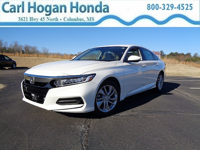 2018 Honda Accord LX Sedan