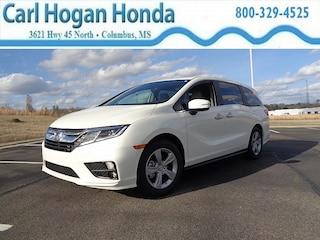 2018 Honda Odyssey EX-L w/Navigation & RES Van