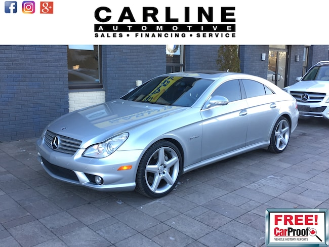 2007 Mercedes-Benz CLS-Class 6.2L AMG Sedan