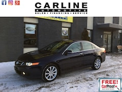 2007 Acura TSX TWO SETS ROMS & TIRES -SUMMERS/WINTERS Sedan