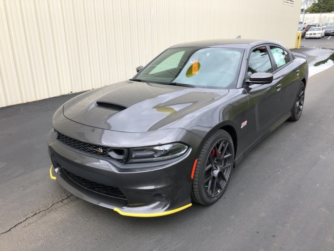 New 2019 Dodge Charger SCAT PACK RWD Sedan for sale near Hoover AL