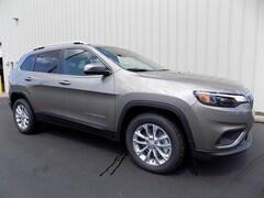 New 2019 Jeep Cherokee LATITUDE FWD Sport Utility for sale near Hoover AL