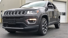 New 2018 Jeep Compass LIMITED 4X4 Sport Utility for sale near Hoover AL