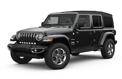 New 2019 Jeep Wrangler UNLIMITED SAHARA 4X4 Sport Utility for sale near Hoover AL