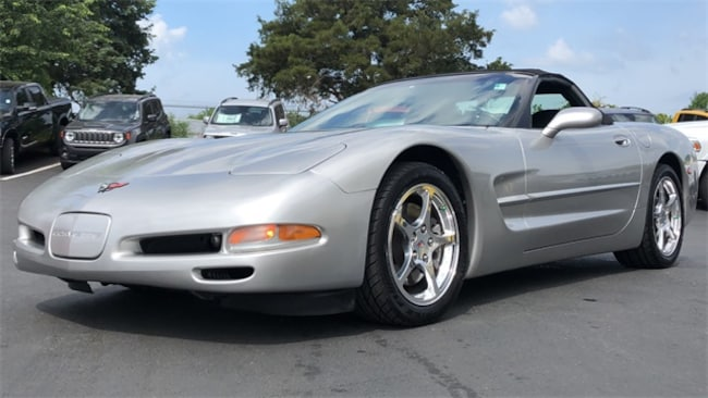 Used 2004 Chevrolet Corvette Base Convertible for sale in Tuscaloosa AL
