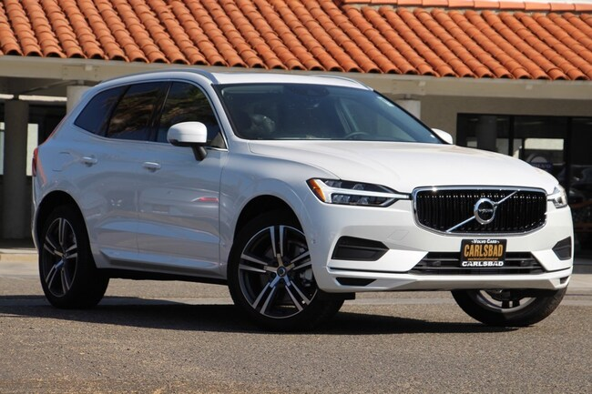 NEW 2018 Volvo XC60 T6 AWD Momentum SUV for sale in Carlsbad, CA