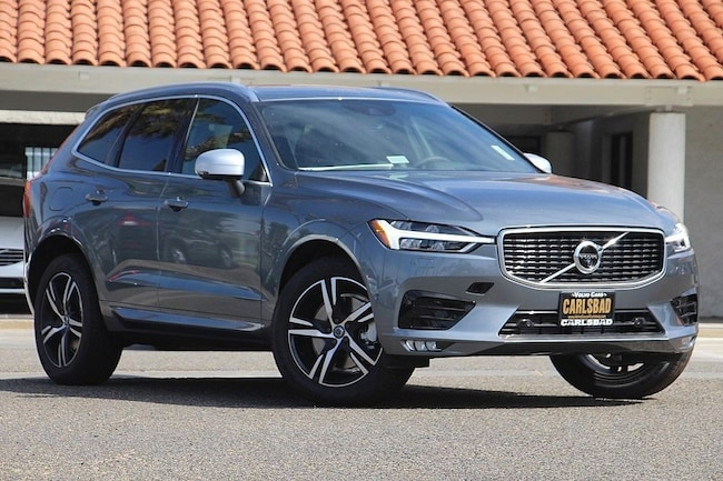 NEW 2018 Volvo XC60 T6 AWD R-Design SUV for sale in Carlsbad, CA