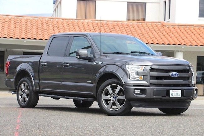 Pre-Owned 2015 Ford F-150 Truck SuperCrew Cab for sale in Carlsbad, CA