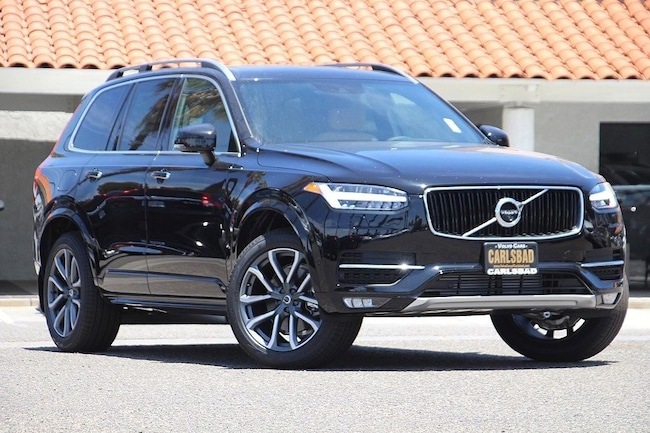 NEW 2018 Volvo XC90 T6 AWD Momentum (7 Passenger) SUV for sale in Carlsbad, CA