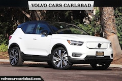 NEW 2022 Volvo XC40 Recharge Twin Pure Electric Plus SUV YV4ED3UR4N2648583 for sale in Carlsbad, CA near San Diego, CA