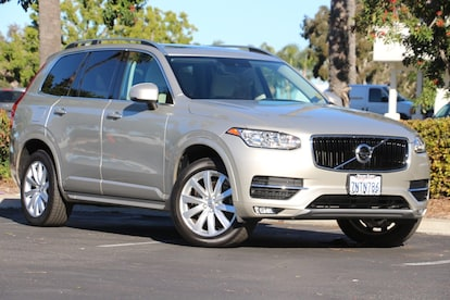 Volvo Suv Used >> Used 2016 Volvo Xc90 For Sale At Volvo Cars Carlsbad Vin Yv4a22pk3g1035506
