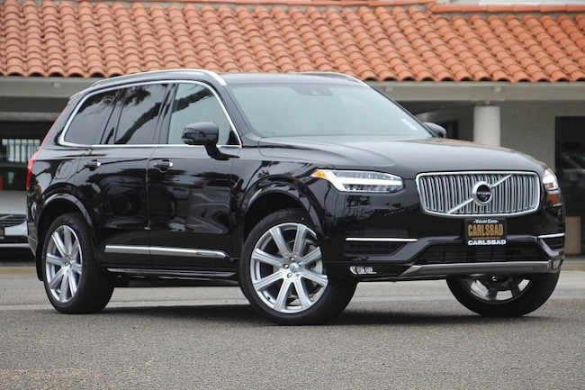 NEW 2018 Volvo XC90 T6 AWD Inscription (7 Passenger) SUV for sale in Carlsbad, CA