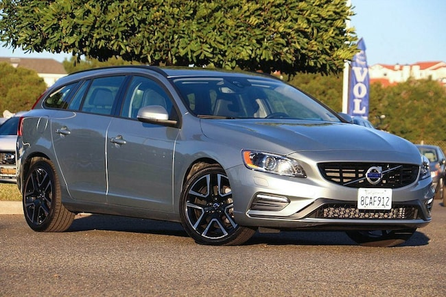 Pre-Owned 2018 Volvo V60 T5 Dynamic Wagon for sale in Carlsbad, CA