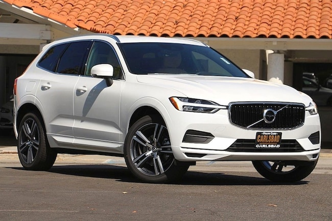 NEW 2019 Volvo XC60 T5 Momentum SUV for sale in Carlsbad, CA