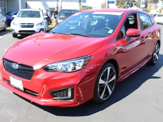 Certified Used Vehicles 2018 Subaru Impreza Sport AWD 2.0i Sport  Wagon CVT for sale in Redwood City