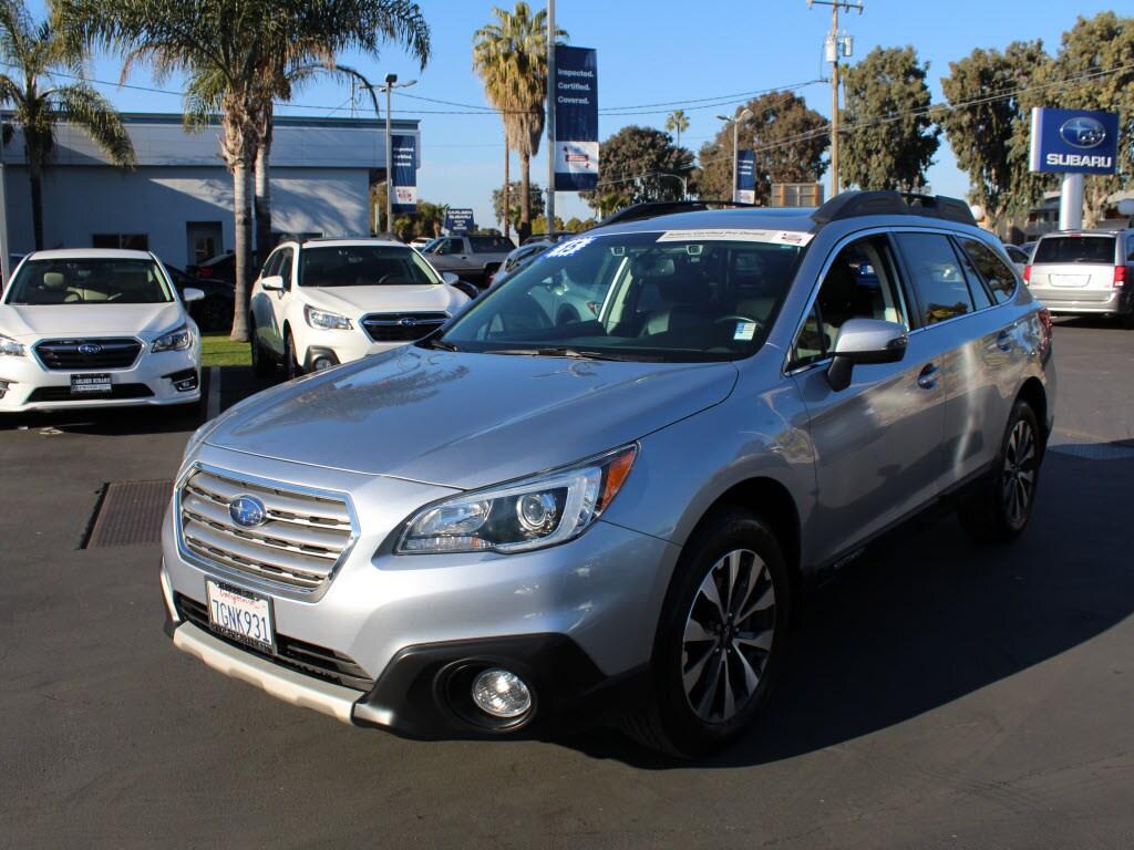 2015 Subaru Outback 3.6R Limited Wagon