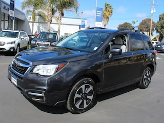 Certified Used Vehicles 2018 Subaru Forester 2.5i Premium AWD 2.5i Premium  Wagon CVT for sale in Redwood City