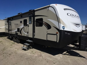 2019 KEYSTONE RV 32RDB COUGAR X-LITE MAKE AN OFFER? TRADES?