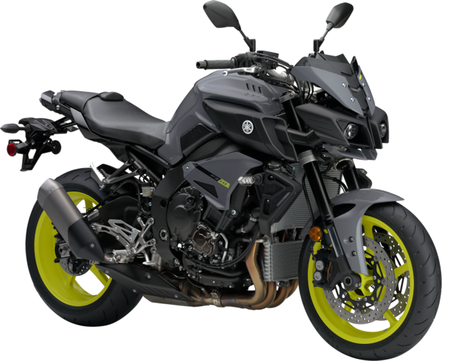 2017 YAMAHA FZ-10 DEMO UNIT