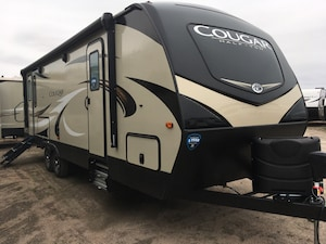2019 KEYSTONE RV 26RKS COUGAR TRADES WELCOME