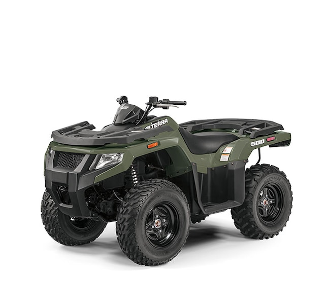 2018 Textron Alterra 500 Financing as low as 2.99% OAC