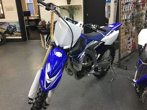 2017 YAMAHA YZ450F TRADES WELCOME