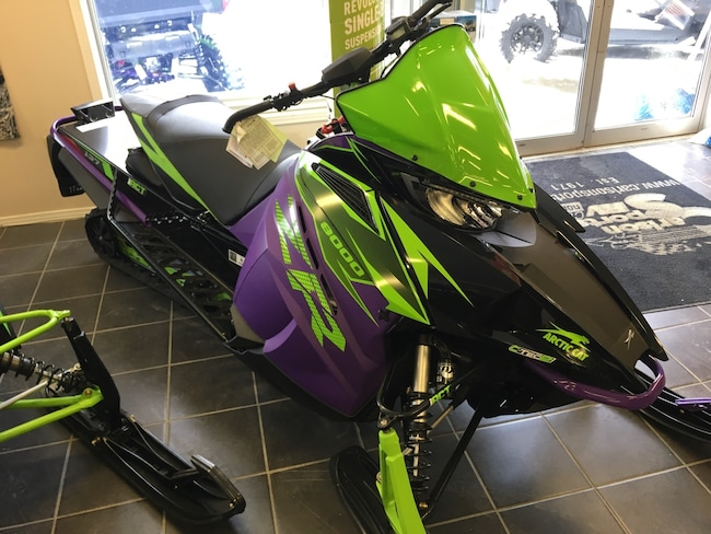 2019 ARCTIC CAT ZR 8000 137 LTD I-ACT
