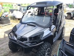 2012 CAN-AM Commander 1000 Limited TRADES WELCOME