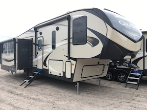 2019 KEYSTONE RV 29RES COUGAR TRADES WELCOME